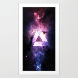 Universe Two Art Print