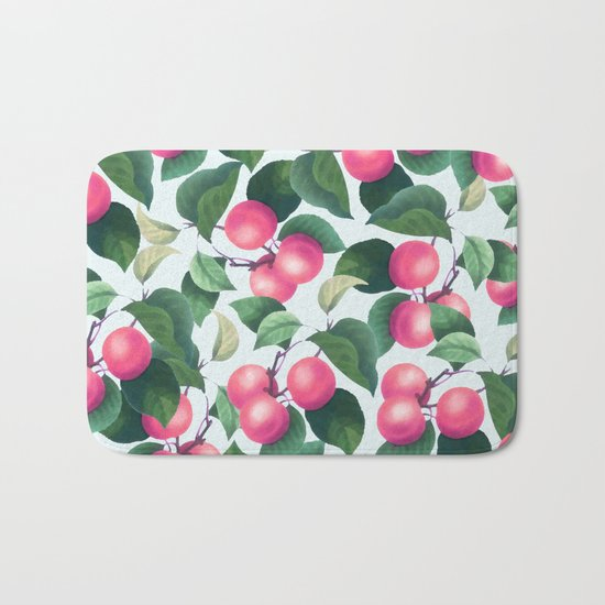Tropical Fruit V2 #society6 #decor #buyart Bath Mat