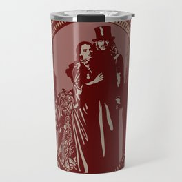 Dracula & Mina Travel Mug