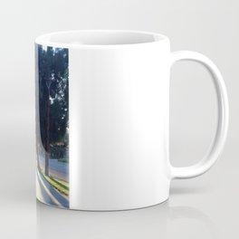 The Light At The End Of The Sidewalk I Coffee Mug
