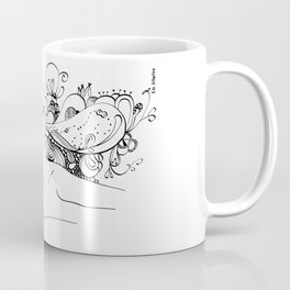 Etnik Coffee Mug