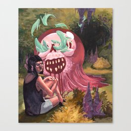 Jelly Monger Canvas Print
