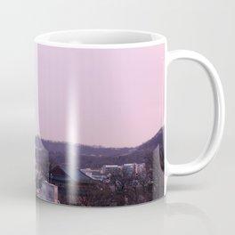 Pink Sky in Seoul Coffee Mug
