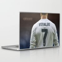 ronaldo Laptop & iPad Skins featuring CR7 no7 by Cr7izbest