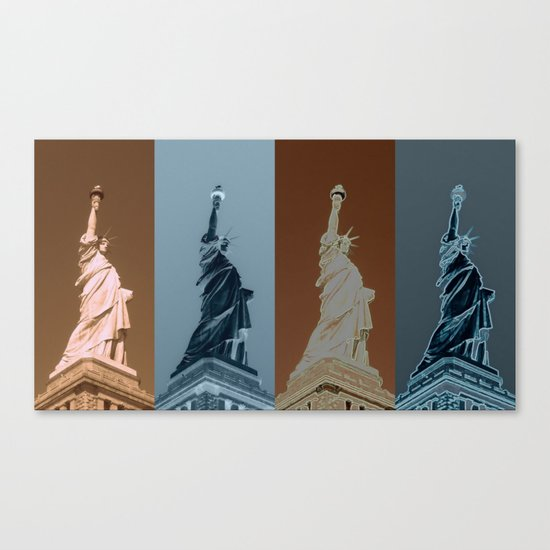 4Liberty Canvas Print