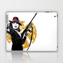 Agent Peggy Carter Laptop & iPad Skin
