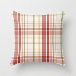 Clan Stewart Tartan SB7 Throw Pillow