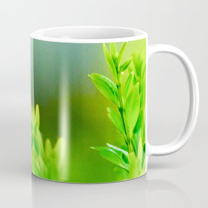 Green Harmony Coffee Mug