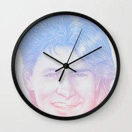 Simply Corey Wall Clock