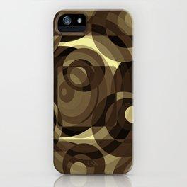Retro Kringle iPhone Case