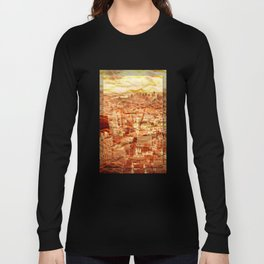 NYC Texture Long Sleeve T-shirt