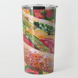 Hot Dog (Chicago Style) Travel Mug