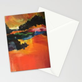 Red Swamp Stationery Cards
