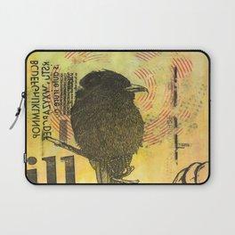 Bird illustration Laptop Sleeve