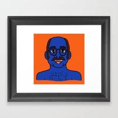 Tobias Funke Framed Art Print
