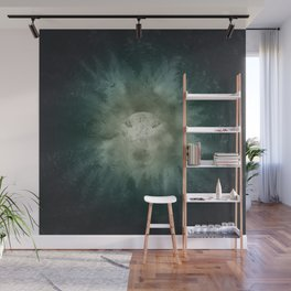 forest wolf Wall Mural