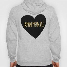 "Amin Mela Lle: ""I Love You"" in Elvish Hoody"