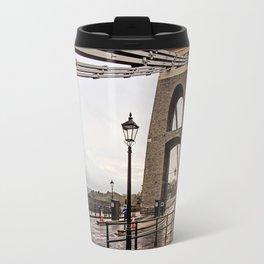Bristol- Clifton Suspension Bridge Close-up Travel Mug