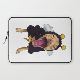 Chihuahua in bee costume - Tuna Laptop Sleeve