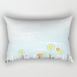 summer feelings Rectangular Pillow