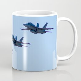 RAAF FA-18 Hornets - Formation Flying Coffee Mug