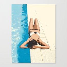 Summer time 1 Canvas Print