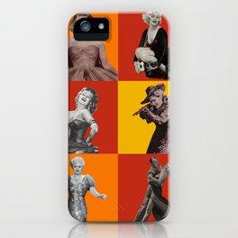 9 DIVAS iPhone Case