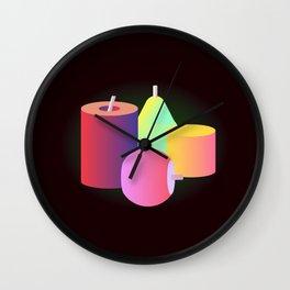 S T I L L  L I F E 2.0 Wall Clock