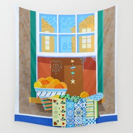 PORTUGAL Wall Tapestry