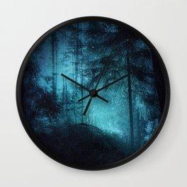 Midnight hour Wall Clock