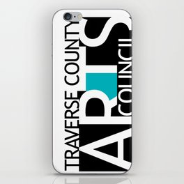 Fundraiser:  Traverse County Arts Council iPhone Skin