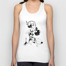 I hope that you don't hate me by now - Emilie Record Unisex Tank Top