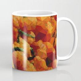 Geometric Pumpkins 2 Coffee Mug