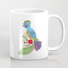The Blue Quetzal Mug