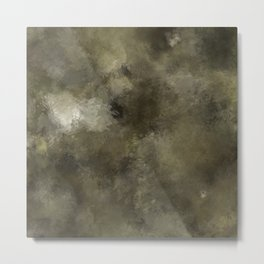 Abstract camouflage look Metal Print