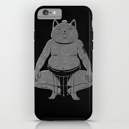 Lucky Sumo iPhone Case