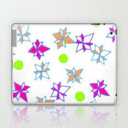 Festive Cracker Jacks Laptop & iPad Skin