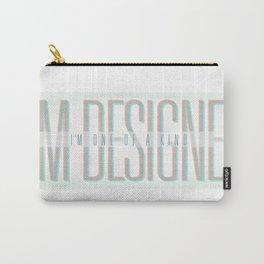 I'm Designer Carry-All Pouch
