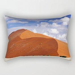 Beautiful Namib desert, Namibia Rectangular Pillow
