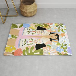 I Want To See The Beauty In The World Rug