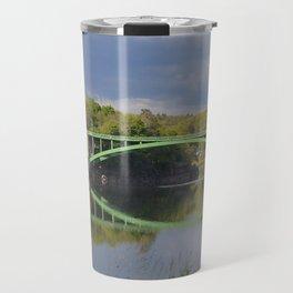 Summer Storm Clouds - Delaware River Travel Mug