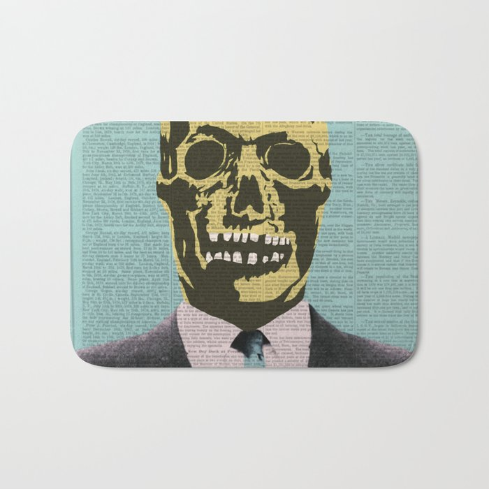 Working Man Bath Mat