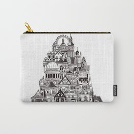 London pencil lines Carry-All Pouch