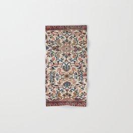 Mahal West Persian Rug Print Hand & Bath Towel