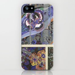 Vintage Art Deco Pattern iPhone Case