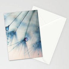 dandelion blue III Stationery Cards