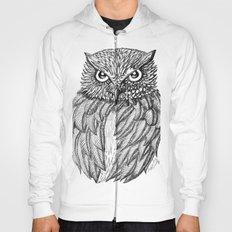 Fierce Owl Hoody