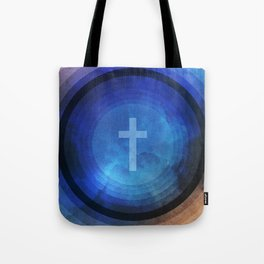 Thanks Be To God Tote Bag
