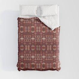 N252 - Bohemian Oriental Heritage Berber Moroccan Style Duvet Cover