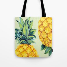 Pineapple Paradise Tote Bag